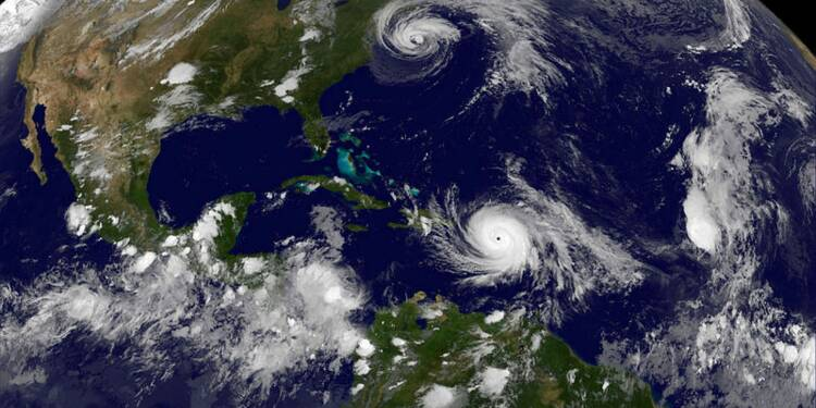 L'ouragan Maria frappe Porto Rico, neuf morts dans les Antilles