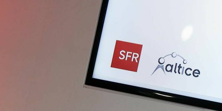 SFR Group sera retiré de la cote le 9 octobre, annonce l'AMF