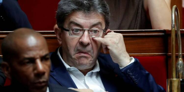 Les Français dressent un portrait sévère de Mélenchon, selon un sondage Odoxa
