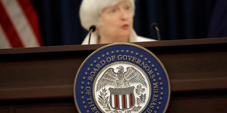 La Fed maintient ses taux, prédit une nouvelle hausse en 2017