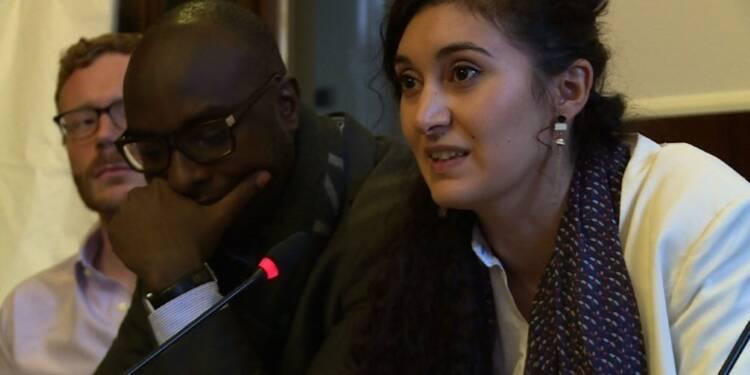 Anina Ciuciu rêve de devenir la première sénatrice rom de France