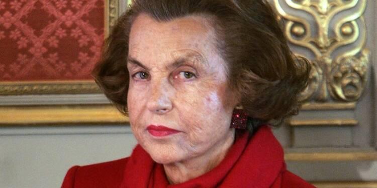 Décès de Liliane Bettencourt : une fortune de 34,7 milliards d'euros en héritage