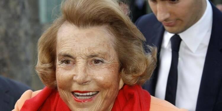 Mort de Liliane Bettencourt, héritière de L'Oréal