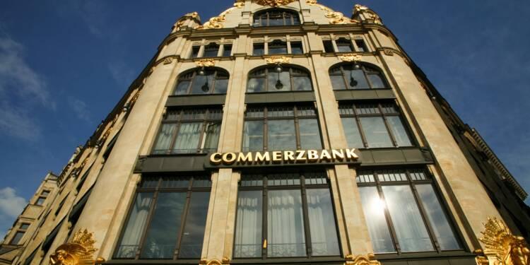 Berlin favorable à une fusion Commerzbank-BNP Paribas