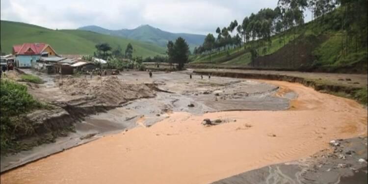 RDC: 12 morts et 92 disparus dans une inondation dans l'est