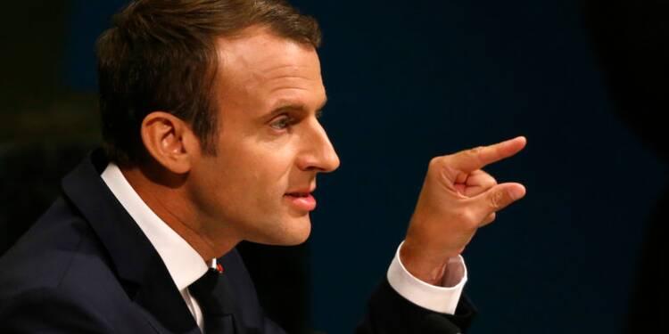 L'accord de 2015 sur le nucléaire iranien n'est pas suffisant, estime Macron