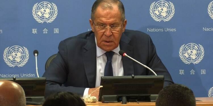 """Echanges Trump-Kim: une dispute """"de maternelle"""" estime Lavrov"""