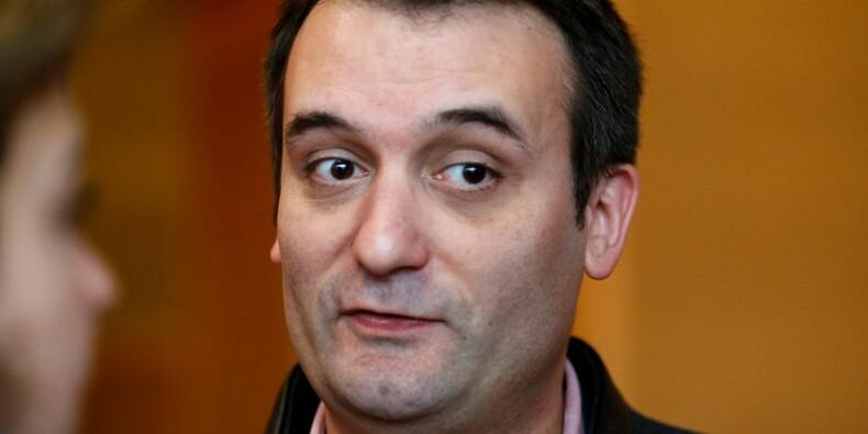 """Philippot accuse le Front national de """"se mégrétiser"""""""