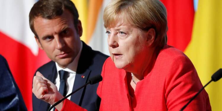 Vers un intense débat Berlin-Paris sur l'avenir de l'Europe