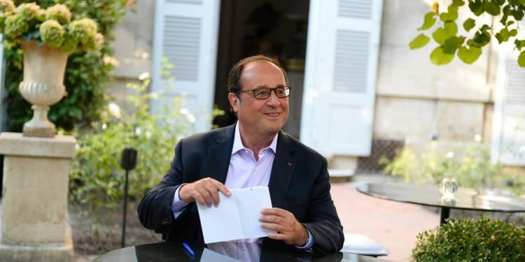 Ce que coûte la fondation de François Hollande aux contribuables
