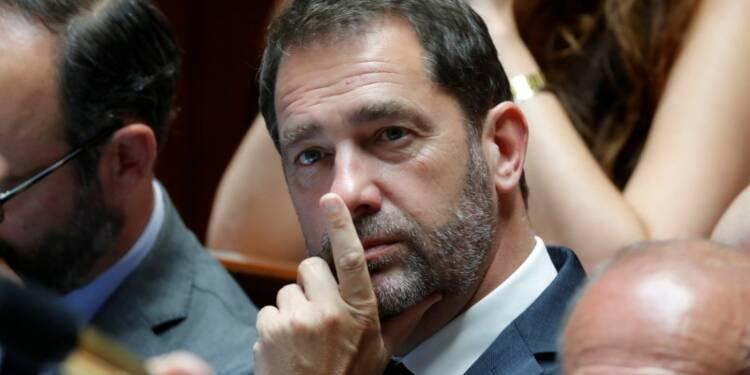 Castaner s'inquiète de la propagation de discours radicaux
