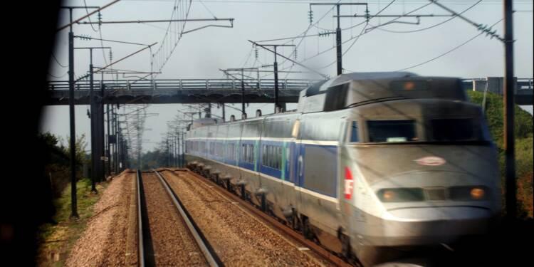 Votre ligne de TGV est-elle plus en retard que les autres ? Le classement complet