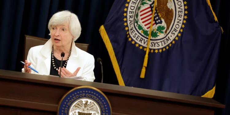 Yellen (Fed) marque des points avant la fin de son mandat
