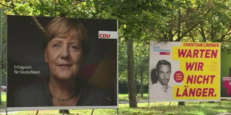 Les Allemands s'expriment sur les élections de dimanche