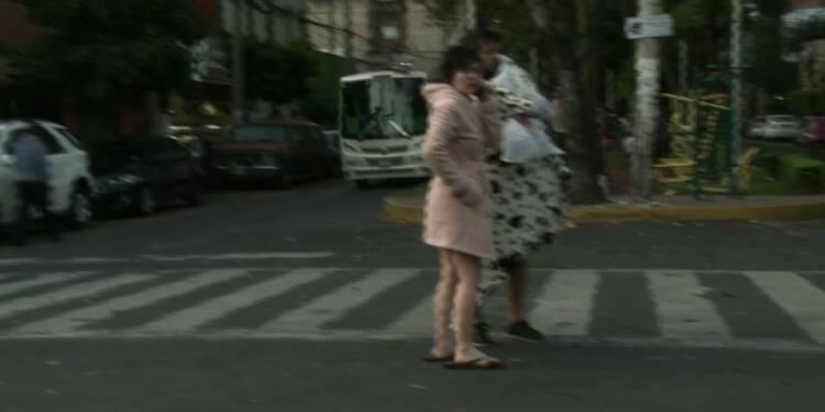 Un nouveau séisme de magnitude 6,1 secoue le Mexique