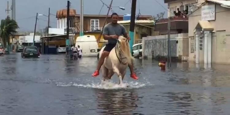 Ouragan Maria: le bilan s'alourdit à Porto Rico