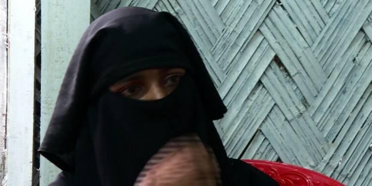 Les réfugiées rohingyas hantées par des viols en réunion