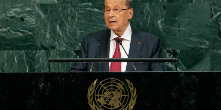 Aoun à Paris sur fond d'inquiétudes liées au Hezbollah