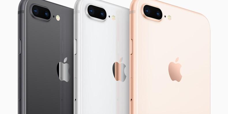 iPhone 8 : réparer l'écran ou le dos en verre coûtera un bras