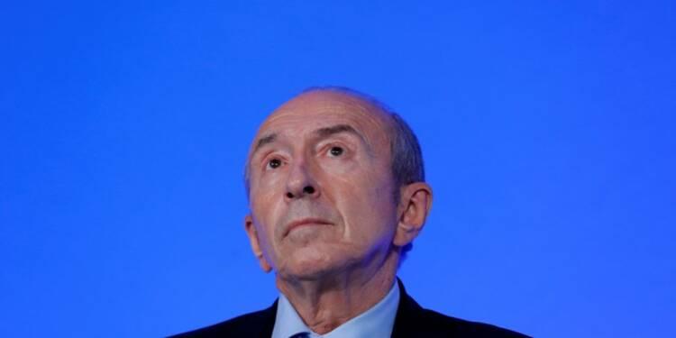 """Collomb défend """"une réponse durable"""" à la menace terroriste"""