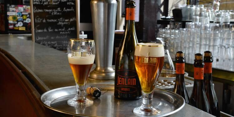 Comment la populaire bière Jenlain tente de monter en gamme