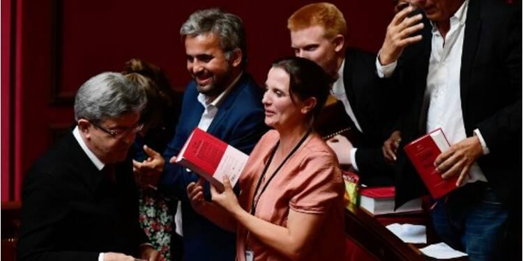 Une députée France Insoumise assignée aux prud'hommes par son attaché parlementaire