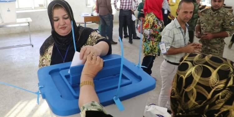 Les habitants de Kirkouk ont commencé à voter sur l'indépendance