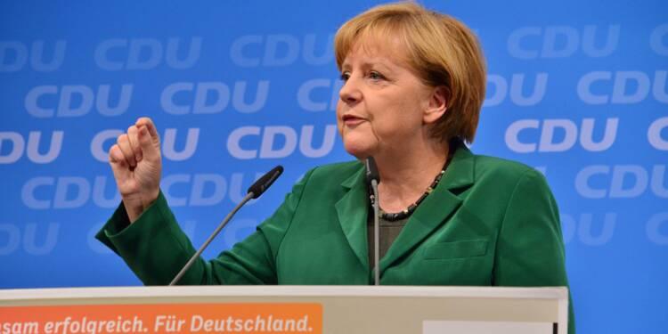 """""""La réélection d'Angela Merkel est une des bonnes raisons d'acheter des actions européennes"""""""