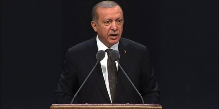 """Référendum kurde: risque de """"guerre ethnique"""" (Erdogan)"""