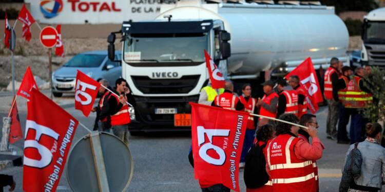 CGT et FO Transports prêts à faire durer leur mouvement