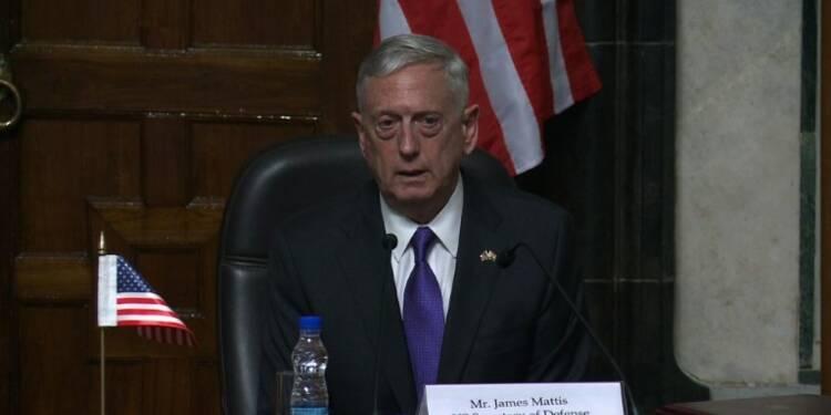 Washington veut résoudre la crise nord-coréenne diplomatiquement