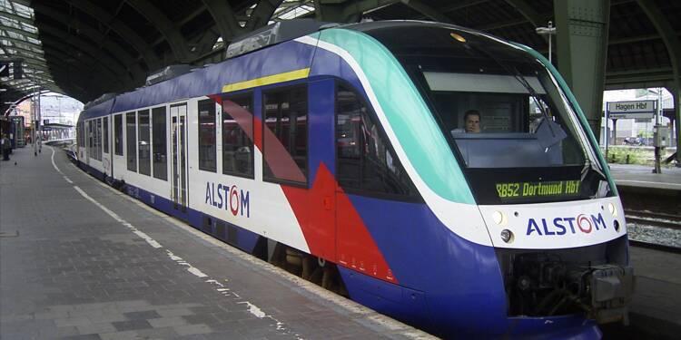 Alstom, le conseil Bourse du jour