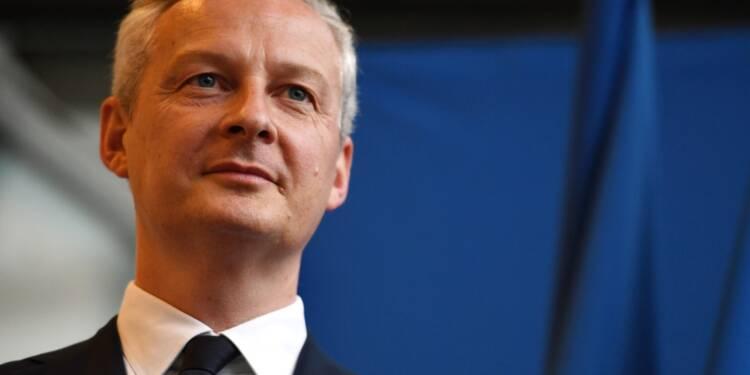 Alstom/Siemens: Le Maire justifie le désengagement de l'Etat
