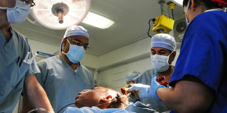 L'aide médicale d'Etat va augmenter de 108 millions d'euros en 2018