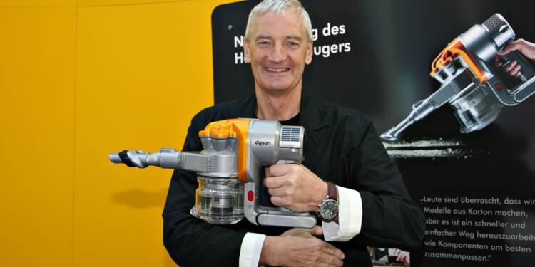 Après l'aspirateur, Dyson veut révolutionner la voiture électrique