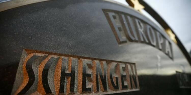 Possible extension des restrictions dans l'espace Schengen