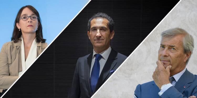 Sondage exclusif : Drahi, Ernotte et Bolloré sont les patrons les plus détestés des Français