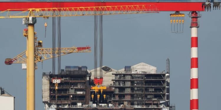 La France et l'Italie trouvent un compromis sur STX