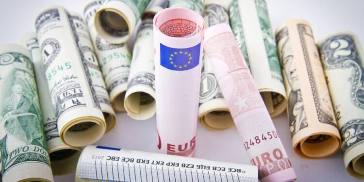 L'euro tombe au plus bas depuis mai 2017 face au dollar