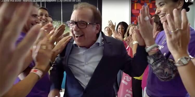 L'étonnant management de Philippe Ginestet, le repreneur de Tati
