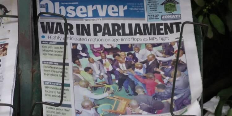 Les Ougandais