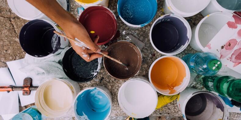 Déco intérieure : les couleurs qui seront sur tous les murs en 2018
