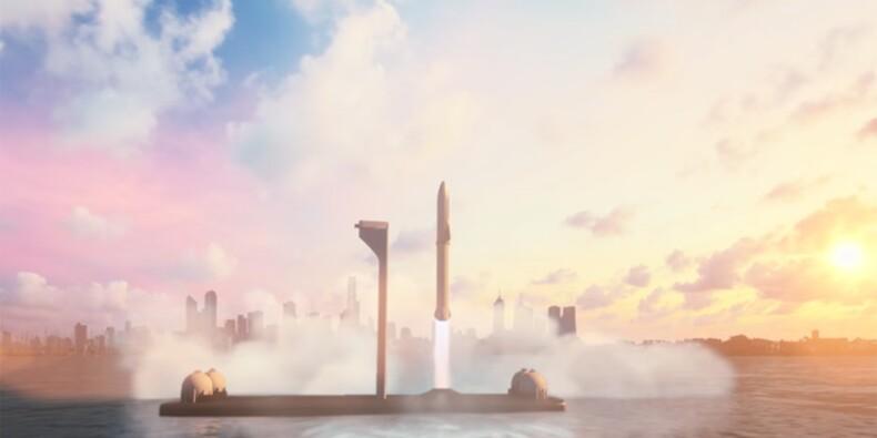 Paris-New York en 30 minutes : le nouveau projet fou d'Elon Musk