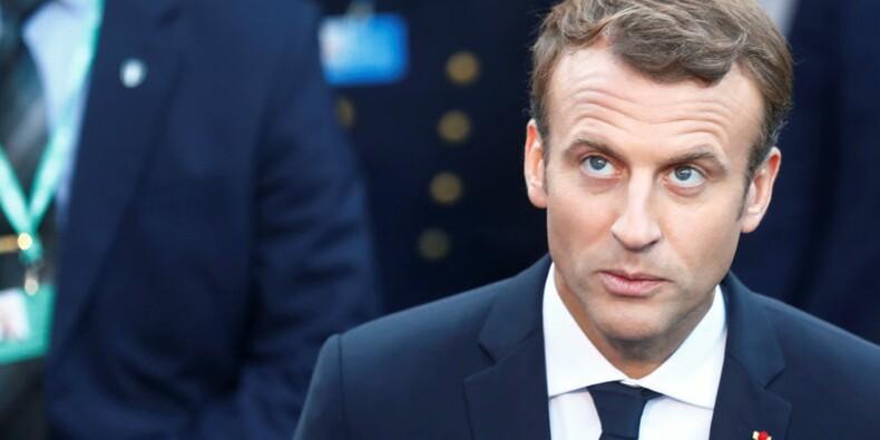 La taxation des GAFA est un sujet d'intérêt général, dit Macron