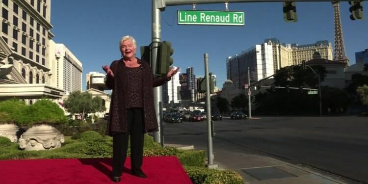 USA: une rue Line Renaud inaugurée à Las Vegas