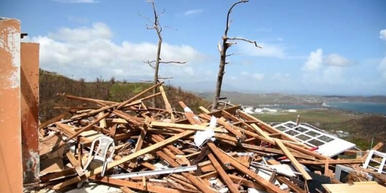 Les hôpitaux de Porto Rico endommagés par l'ouragan Maria