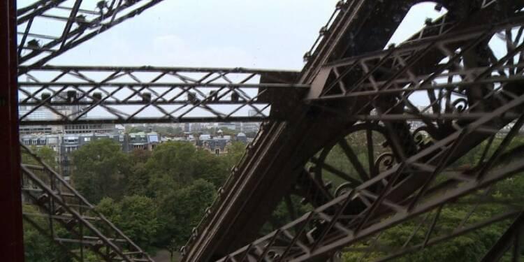 Visite privée dans les coulisses de la Tour Eiffel