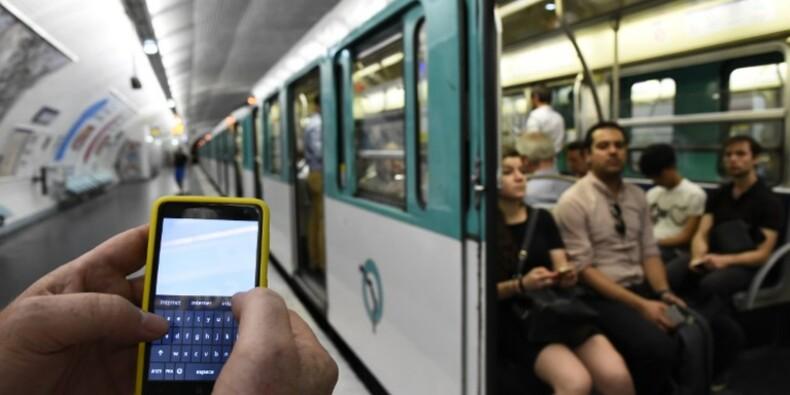 Parisiens, Lyonnais, Marseillais… quel est le meilleur opérateur mobile dans votre ligne de métro