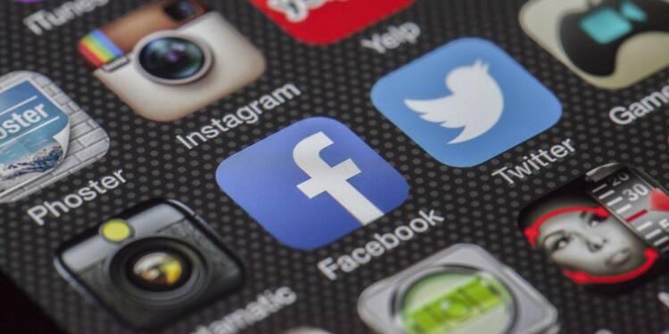 Publicité en ligne : la part de Google et Facebook dépasse 75% et va encore grimper !