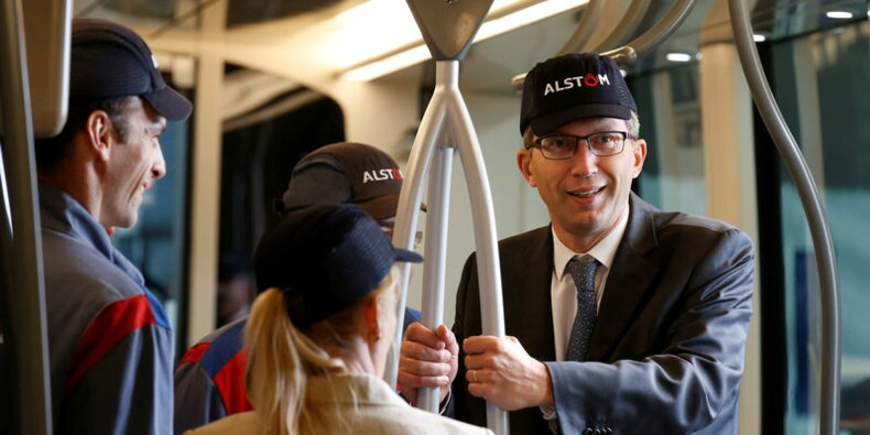 Siemens-Alstom voudra battre CRRC sur l'innovation, affirme Poupart